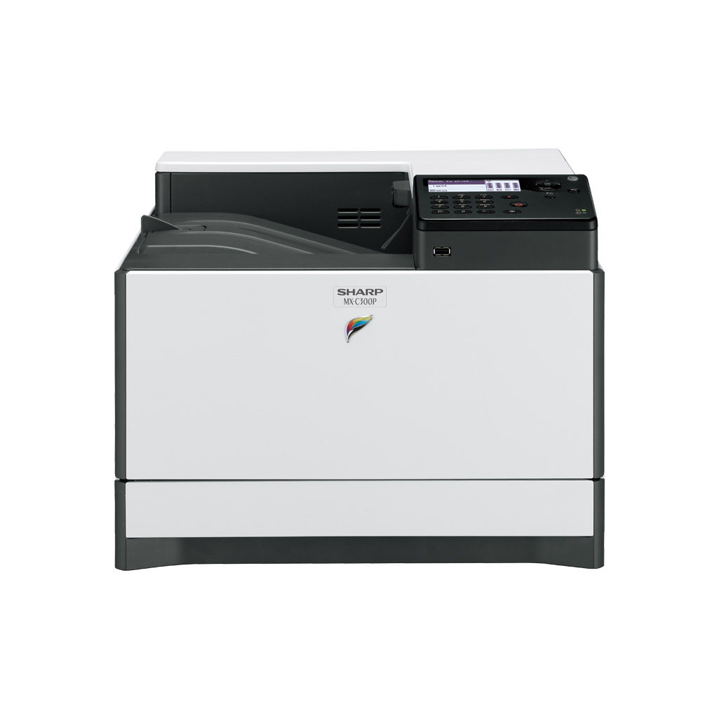 Sharp A4 Colour Printer MX-C300P