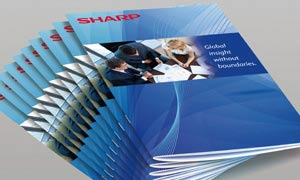 Sharp Light Production Booklet Printing