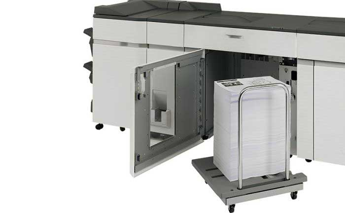 Sharp Light Production MX-M1205/MX-M1055 paper loading