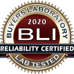 Sharp MFP 2020 BLI Reliability Award